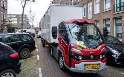 Duurzame logistiek