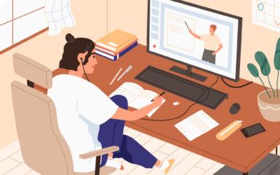 Retail: Webinar Blended lesgeven met PERSPECTIEF